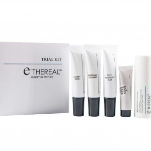 Ethereal Mini Trial Kit Normal Dehydration Dry Skin Series 1set 3