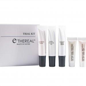 Ethereal Mini Trial Kit Oily Acne Series 1set 2